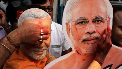 Modi's victory is a gun pointed at India's minorities