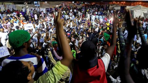 Sudan opposition pushes ahead with two-day strike from Tuesday