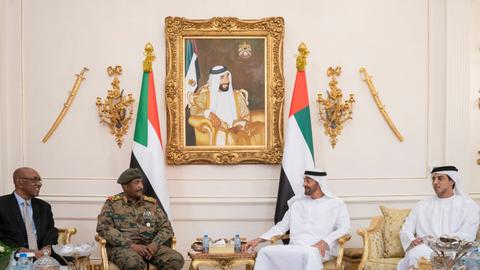 Are Gulf monarchies trying to hijack the Sudan uprising?