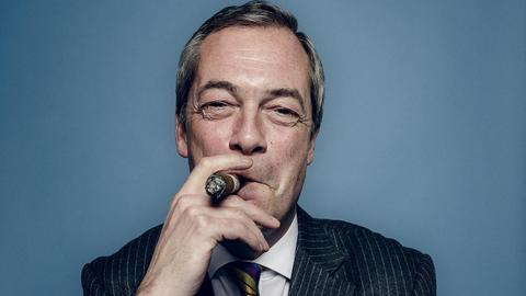 Nigel Farage: The man that shook British politics to the core