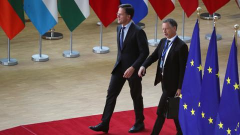 EU leaders launch hunt to fill Brussels' top job