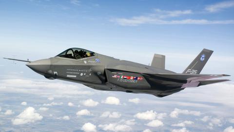US, Turkey in talks over F-35 'dispute resolution'