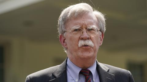 Iran 'almost certainly' behind attack on ships off UAE – Bolton