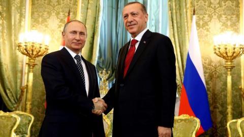 Turkey, Russia move to improve economic ties