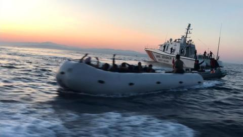 Turkey breaks up Europe's biggest human smuggling ring