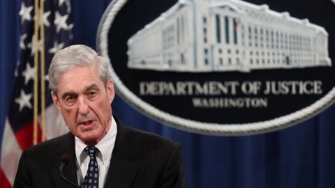 Charging Trump was 'not an option' – Mueller