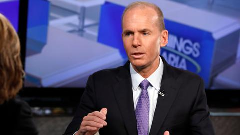 'We clearly fell short' - Boeing CEO on 737 MAX problems