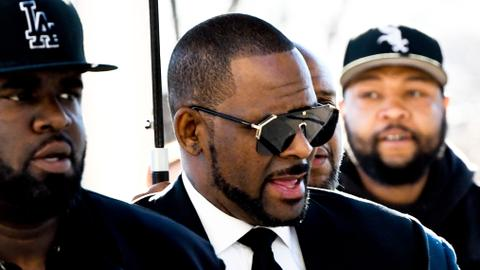 R Kelly charged with 11 new sex-related crimes
