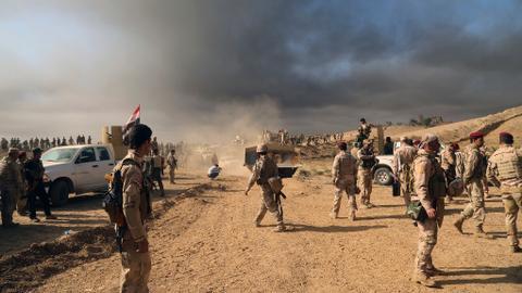 At least four killed after six blasts strike Iraq's Kirkuk