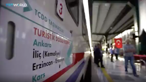New train service billed to boost tourism in eastern Turkey