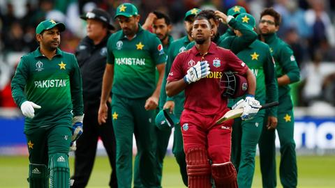 Cricket: Windies crush Pakistan to kick off World Cup campaign