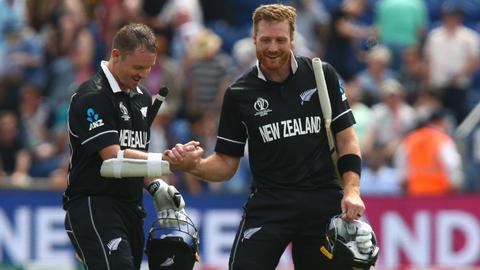 New Zealand bundle Sri Lanka out for 136 in Cardiff