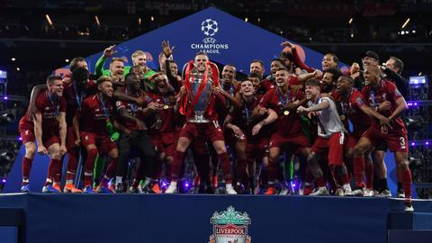 Liverpool win Championship League for the sixth time