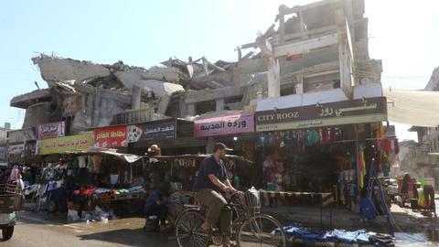 At least 10 dead in suicide car bomb attack in Syria's Raqqa - SOHR
