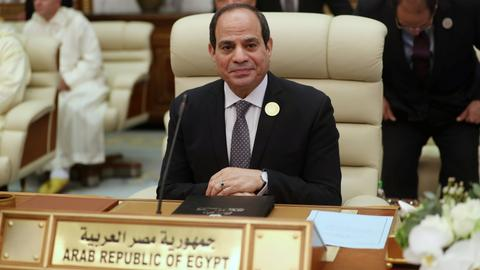 Sisi's crimes in the Sinai Peninsula