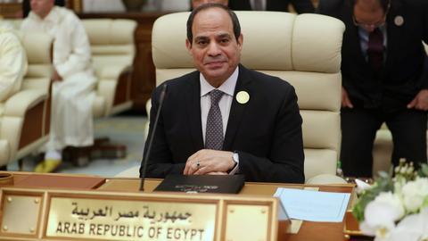 Sisi's crimes in the Sinai Peninsula