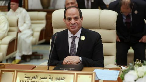 Egyptian parliament moves to censure Sisi critic and lawmaker Ahmed Tantawi