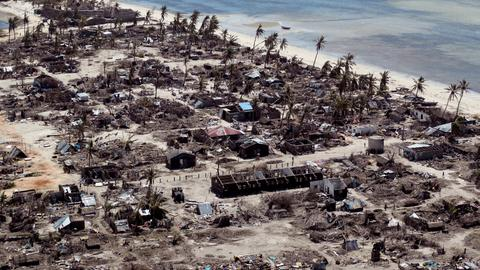 Donors pledge $1.2B to rebuild Mozambique after cyclones