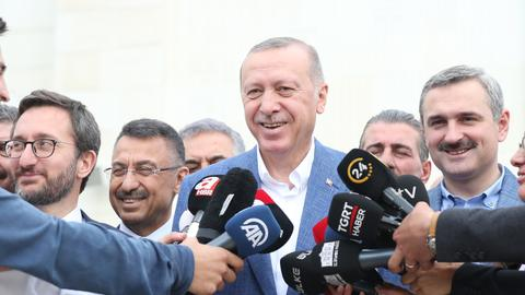 No backtracking on S-400 deal with Russia - President Erdogan