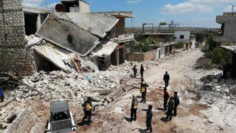 Russia halts UN Security Council statement on Syria's Idlib