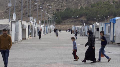 What it takes to support the Syrian refugees