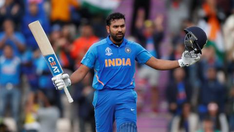 India beat South Africa by six wickets in Cricket World Cup
