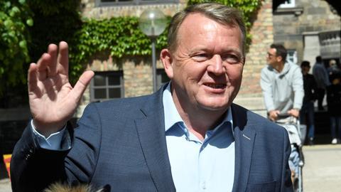 Denmark's Liberal PM Rasmussen concedes election defeat