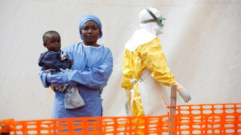 One in four Ebola cases 'undetected' in DRC – WHO