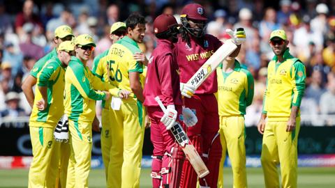 Cricket: Australia's Starc, Coulter-Nile, 'atrocious umpiring' sink Windies