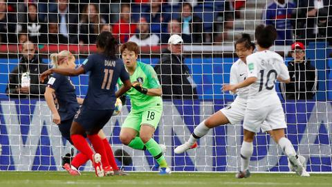 Football: Women's World Cup kicks off as hosts France play South Korea