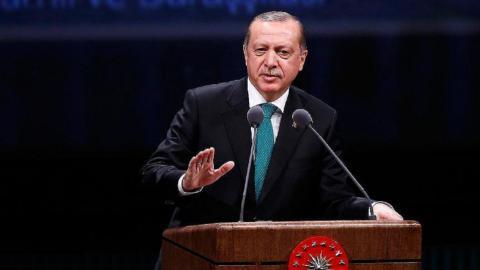 Erdogan calls Dutch govt