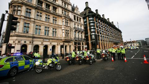 UK police investigate increase in rural crime