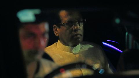 Sri Lankan president opposed to police attending attacks inquiry