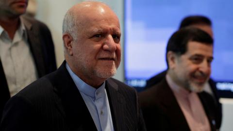 Iran has no plans to leave OPEC despite tensions - oil minister