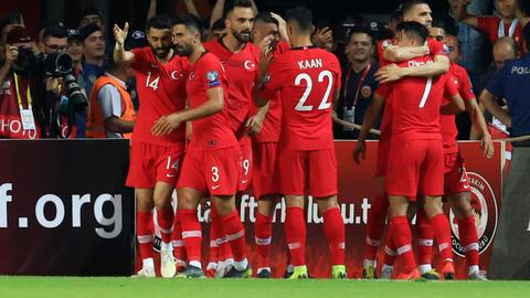 Turkey beat France 2-0 in memorable Euro 2020 qualifier
