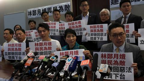 Hong Kong's controversial extradition law explained