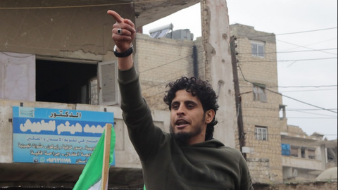 The killing of footballer-turned-rebel leaves Syrians in mourning