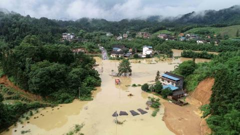 China flooding kills at least 19 – state media