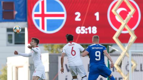 Turkey loses 2-1 to Iceland in UEFA Euro 2020 qualifiers