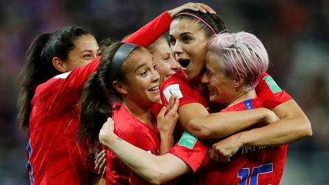 Women's World Cup: US beat Thailand with record 13-0 win