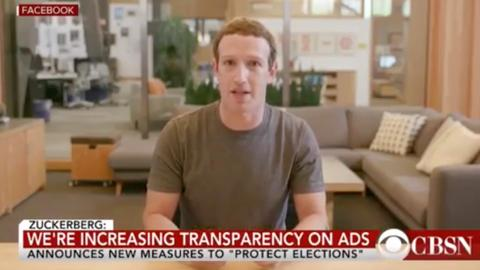 Zuckerberg 'DeepFake' highlights dangers of new technology