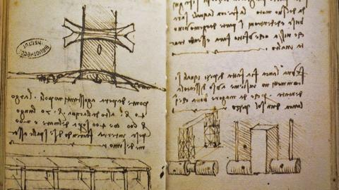 Leonardo da Vinci and the Ottoman Empire