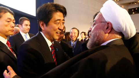 Japan becomes latest state to play mediator between US and Iran