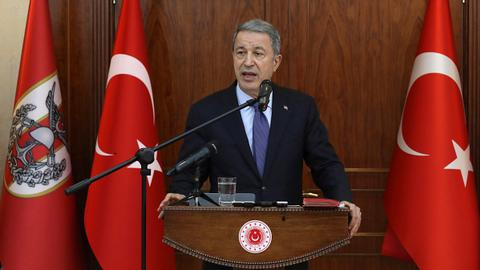 US letter 'not in line with spirit of alliance' - Turkey