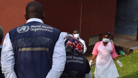 Second Ebola patient dies in Uganda - health ministry official