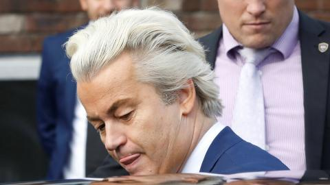 Wilders' party behind in Netherlands exit polls