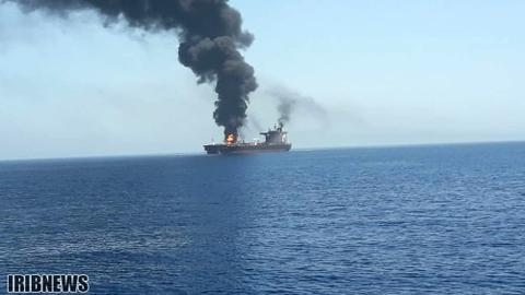 Two oil tankers reported targeted in Gulf of Oman