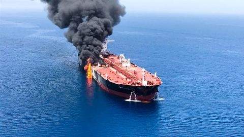 Tanker wars: Who is behind the attacks in the Gulf of Oman?