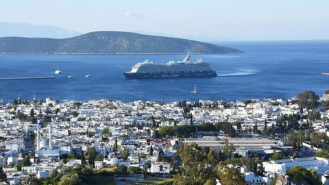 Project in Turkey's Bodrum spreading green building ethos