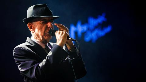 Leonard Cohen's love letters to Marianne fetch $876,000 at auction